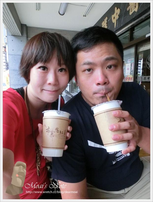 【台南一日遊】透早就啟程出發~布萊恩紅茶專賣店、安平老街
