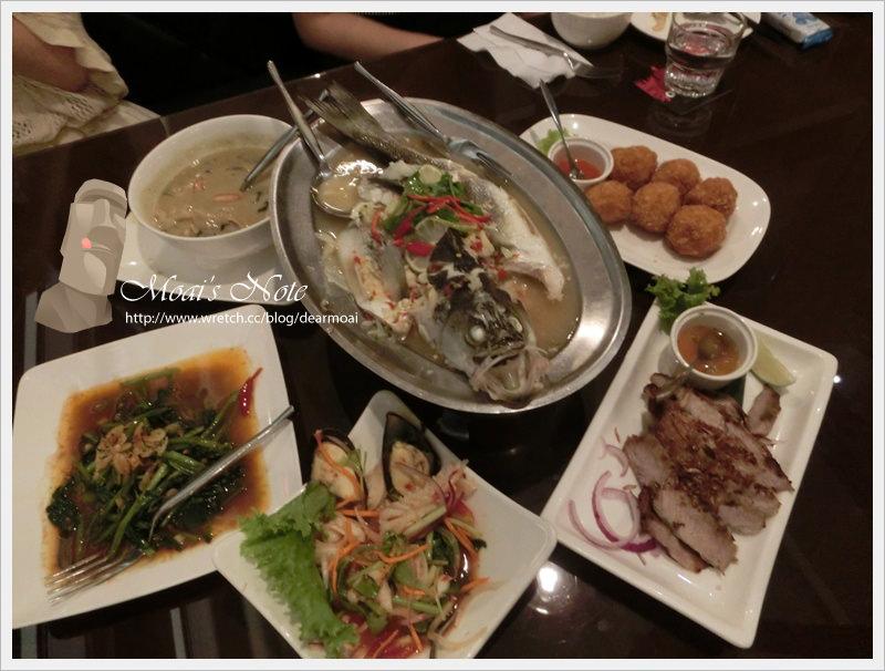 【北市信義區】BangkokJam泰過熱時尚泰式料理~久違的四姝聚餐!