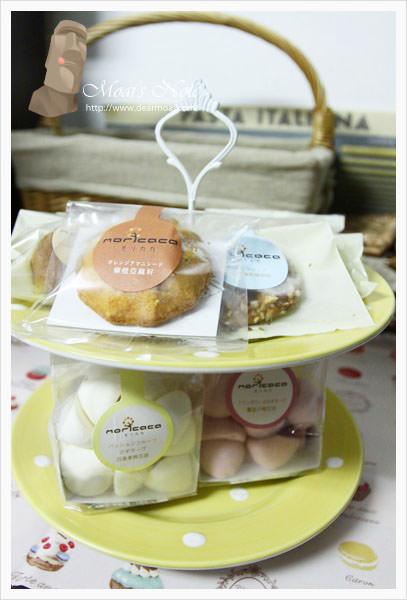 【試吃】Moricaca森果香‧常溫燒菓子喜餅及彌月禮盒~燒菓子的美麗世界