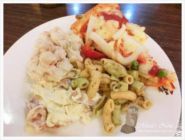【北市信義區】PIZZA HOT必勝客歡樂吧‧永吉店~好便宜的吃到飽呀!
