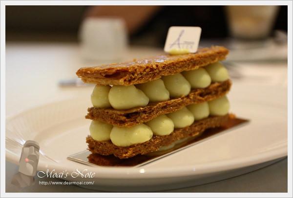 【北市信義區】Pâtisserie ALEX 法式甜點~綜合霜淇淋好吃香濃