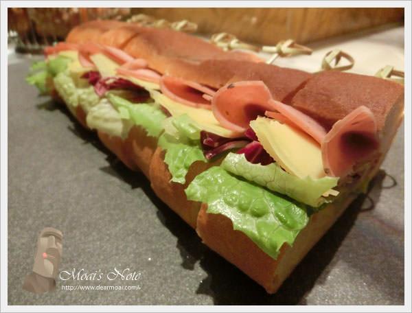 【北市信義區】君悅凱菲屋午茶buffet~海鮮甜美好吃就專攻他吧!