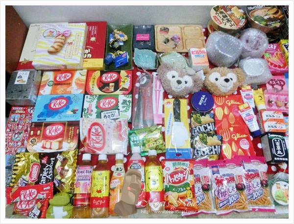 【2013日本東京行】搭著全日空出發~阿宅摩子的東京初體驗