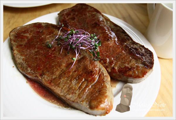 【試吃】鬥牛士brunch & 牛排~平價卻精緻美味的雙人套餐好吃大牛排!