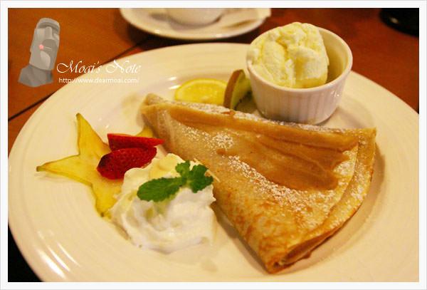 【北市大安區】Fafa Voilà法法小館~延吉街就吃的到法式風味薄餅喔!