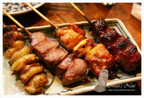 【2013日本東京行】元祖串八珍池袋西口店~日式串燒好鹹好配酒