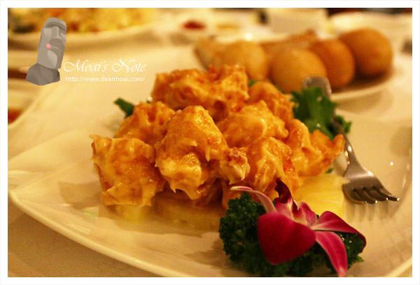 【北市大安區】朝桂港式飲茶~姐妹聚餐跟看桃子的寶包!