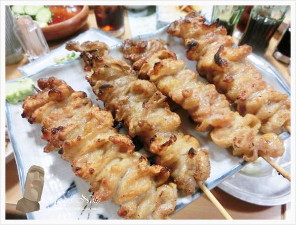 【2013日本東京行】渋谷大ぶりの焼鳥‧鳥竹本店~鳥竹本店還真的很好吃