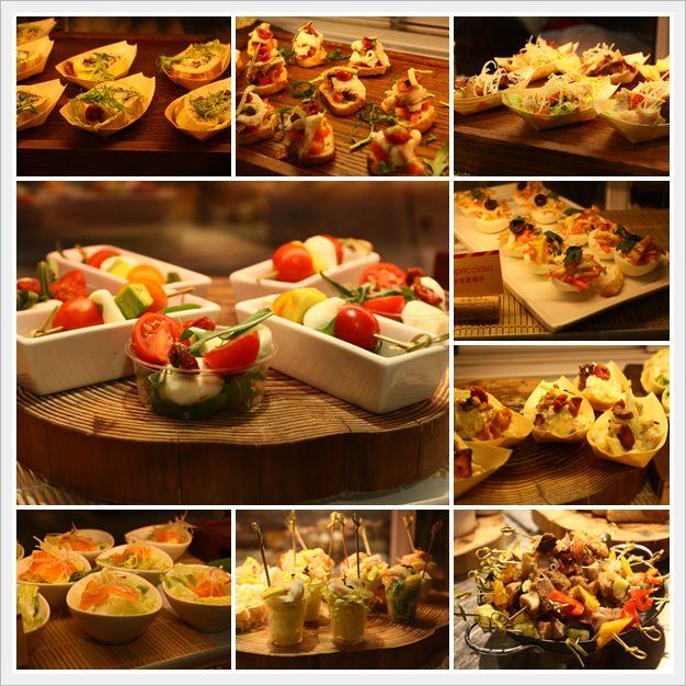 【北市大安區】皮耶薩PIAZZA義式料理~周一晚間吃到飽喔耶!