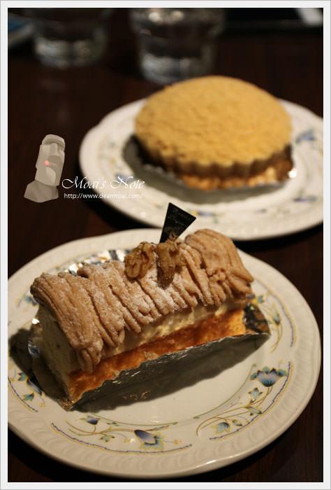 【新北市新店區】咖啡走廊~史上最好吃的茅屋起司蛋糕