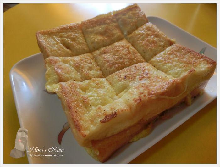 【台中市西區】阿根早點(總店)~好特別的早餐選項台北沒吃過耶!