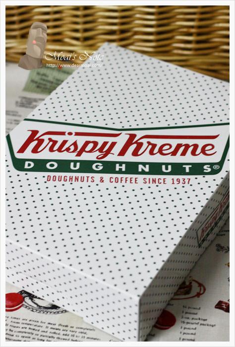 【北市信義區】Krispy Kreme Doughnuts‧台北信義旗艦店~晚上不用排隊喔(喜)
