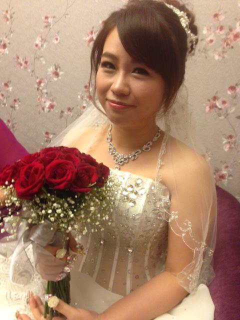 【生活記錄】小公主結婚大喜~我家的小女孩兒出嫁了(拭淚)