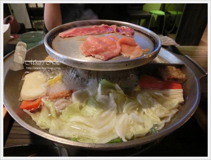 【北市大安區】匡吉涮燒鍋~烤煮兩吃雙倍滿足