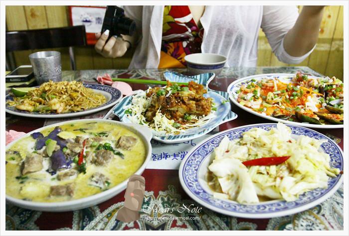 【北市大安區】公館‧泰國小館~超人氣的平實泰國料理豪好味阿!