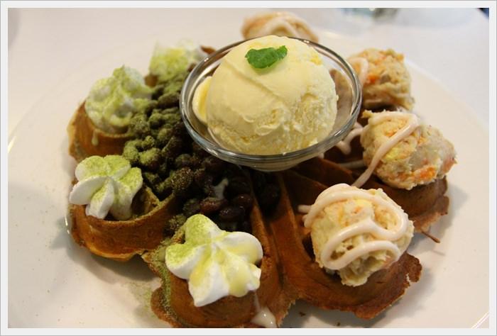【北市大安區】逗點咖啡 cafe de comma~麻薯鬆餅豪好吃喔