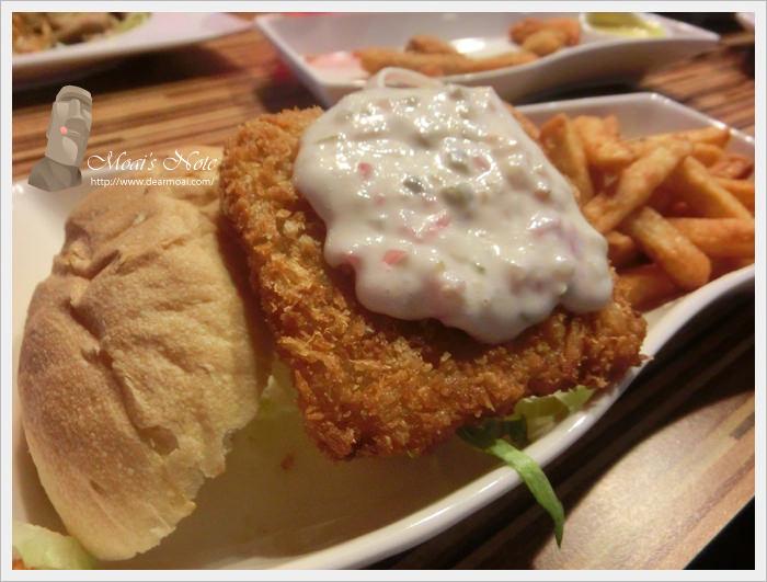 【台中市西區】艾可先生Echo Burger~有間漢堡好便宜啊!