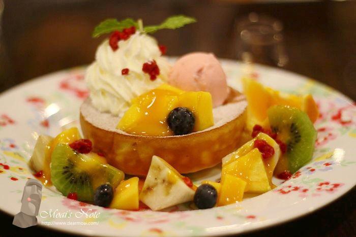 【北市大安區】Mee's Café ~日洋風格的豪華浪漫系少女午茶