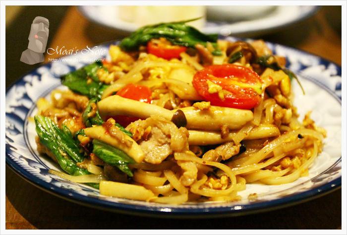 【北市大安區】Tinun 踢弩泰拳拉麵泰國小吃~東區也有好吃不貴的泰國料理