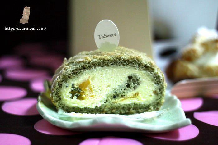 【北市大安區】TaSweet手作燒菓子~讓蛋糕捲不只是蛋糕捲
