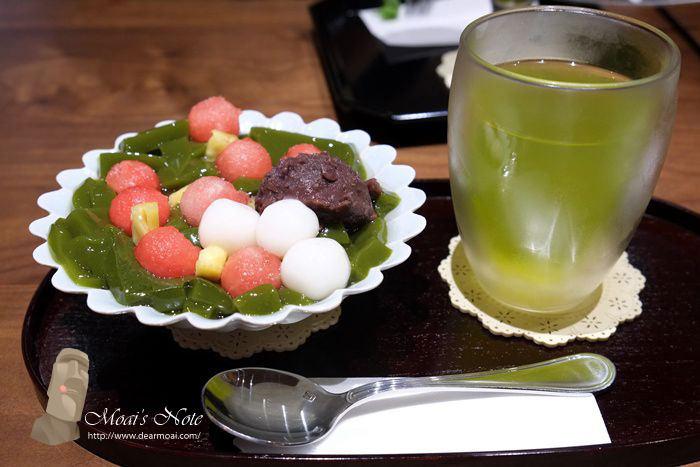 【北市大安區】平安京茶事~這裡有的是抹茶紅豆白玉的無限循環