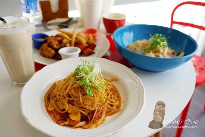 【高雄市鹽埕區】BigMama義大利麵餐廳~駁二附近超便宜好吃義大利麵!