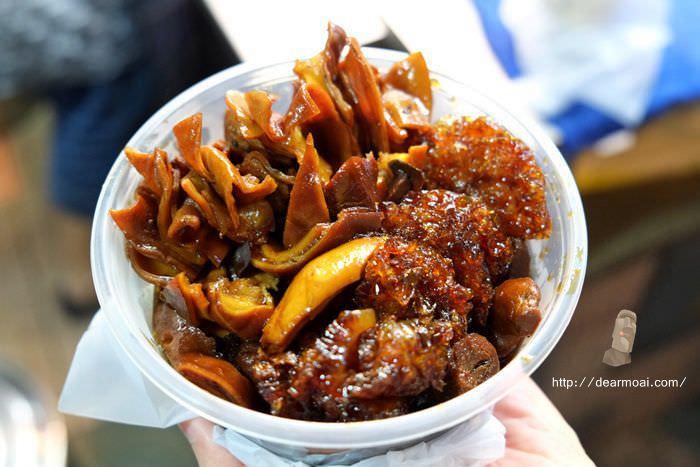 【2014澳門一日吃八餐】KOI CAFE‧馮記三盞燈豬腳姜‧沙度娜~澳門小吃吃透透