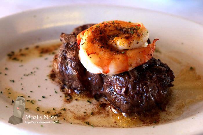 【台中市西區】RUTH'S CHRIS 茹絲葵牛排餐廳~高貴牛排中午便宜美味不打折