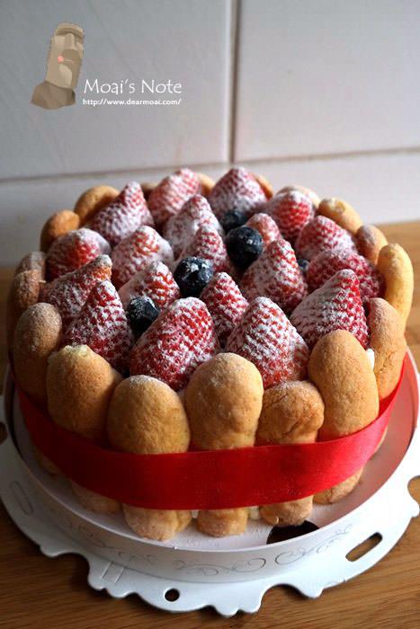 【團購】棒棒糖手工點心‧愛妻草莓蛋糕~季節限定之要排隊排好久的甜蜜蛋糕