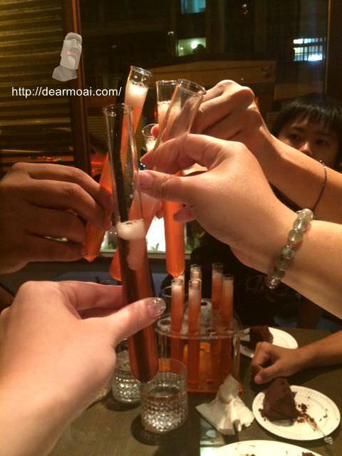 【北市大安區】宮都拉義式主題餐廳~夫人生日快樂兒