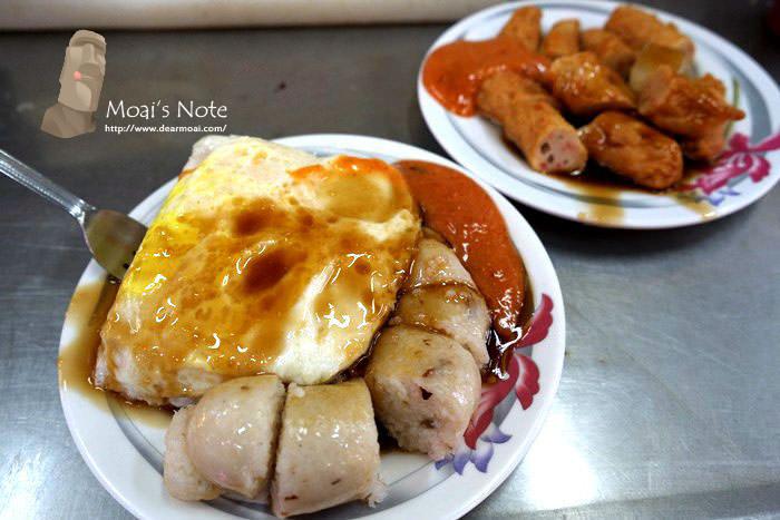 【台中市中區】第二市場巡禮~王記菜頭粿糯米腸、鄒牛肉餡餅、老賴茶棧
