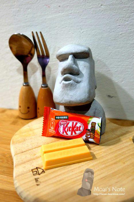 【日本東京行‧番外篇】8種口味之奇巧巧克力~買不完的超多口味!!