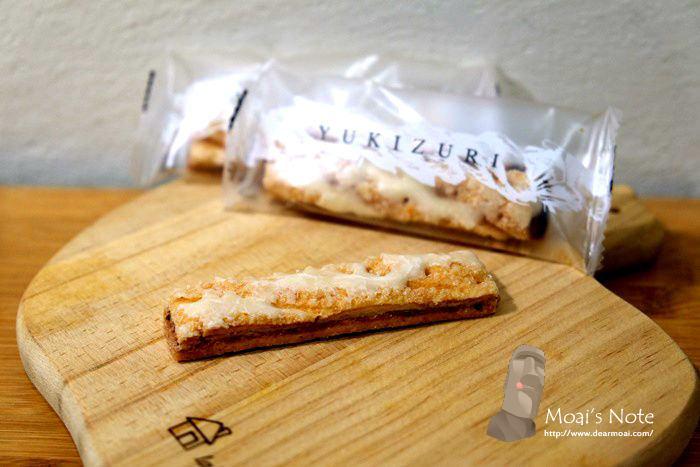 【日本點心】日本甜點大師辻口博啓‧雪吊千層酥梅酒口味~能不能厚實一點你!