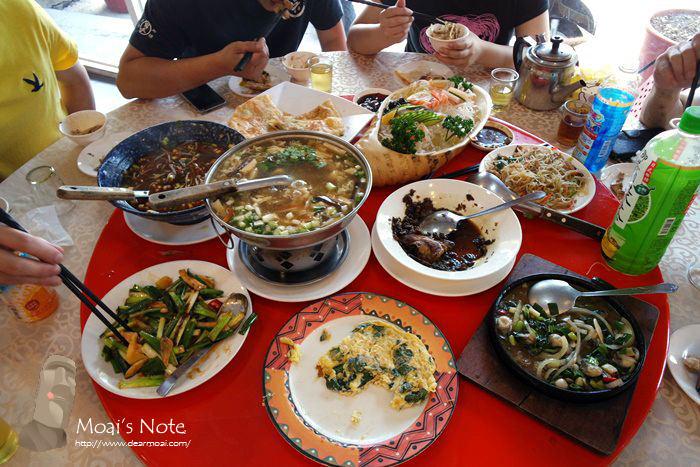 【南投縣埔里鎮】明園川菜海鮮餐廳~南投美食第一站之便宜大碗吃超飽