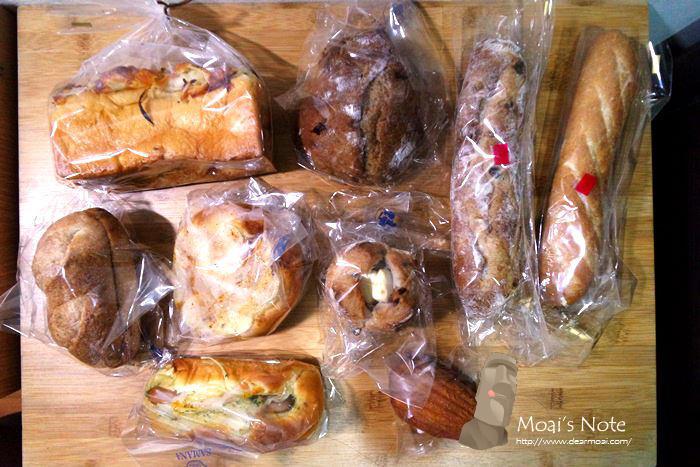 【台中市西區】山姆安娜烘焙坊 samana~目前台中我最愛的蛋糕、麵包店(挺)