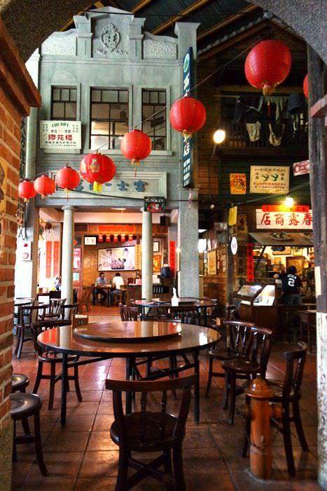 【台中市北區】台灣懷舊餐廳‧香蕉新樂園~往事只能回味(唱)