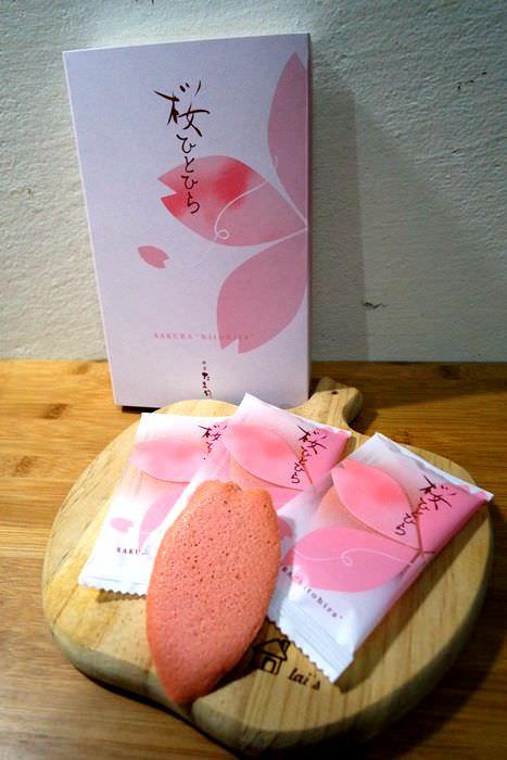 【日本點心】日本銀座銀葡萄玫瑰餅、銀座玉屋櫻花餅~精緻可愛粉紅點心