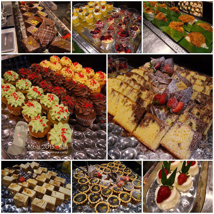 【2015慵懶峇里島】HARD ROCK硬石飯店把費吃到飽~充滿bali風味的第一餐