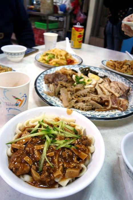 【北市信義區】南村小吃店(小凱悅)~好古早的眷村麵點手工滋味