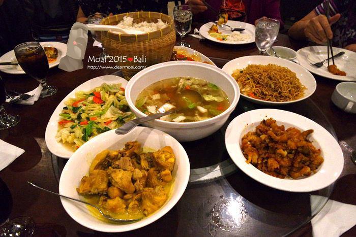 【2015慵懶峇里島】KEMANGI印式料理+傳統舞蹈秀~結尾變成廚師加油了呀!