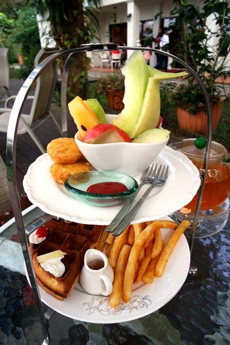 【台中市新社區】桃李河畔景觀餐廳~森林中享受步道與悠閒午茶