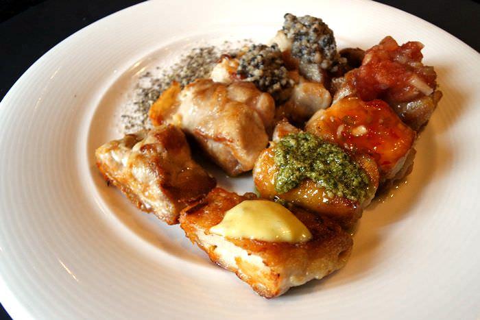 【試吃】凱焱鐵板燒~華麗精緻美味絕倫的鐵板饗宴