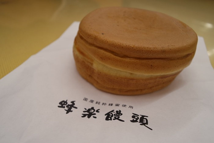 【2016九州找熊本熊】蜂楽饅頭ホームページ~百元日幣就吃的到的老店甜點