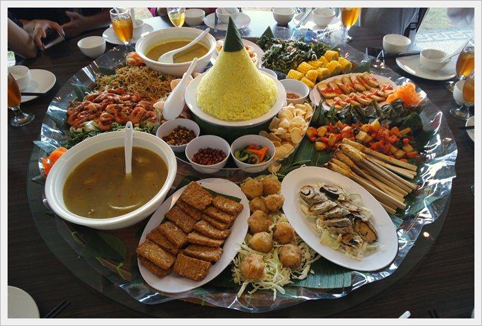 【2015慵懶峇里島】AKAME帝王風味套餐~非常特別的傳統料理