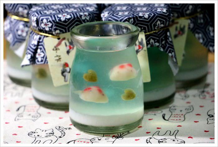【團購】BIG BITE 比格拜特‧小魚錦玉凍~超少女心萌翻可愛甜點