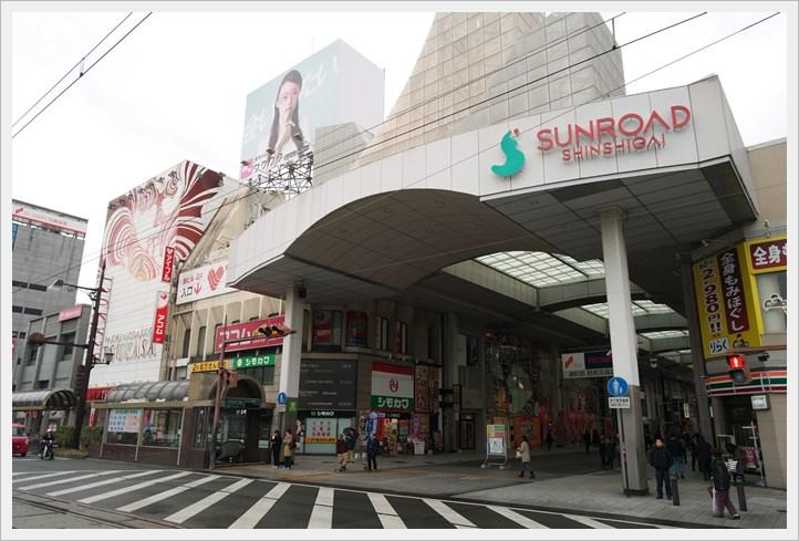 【2016九州找熊本熊】熊本新市街辛島町商圈‧上下通商店街~熊本市最繁華的街道