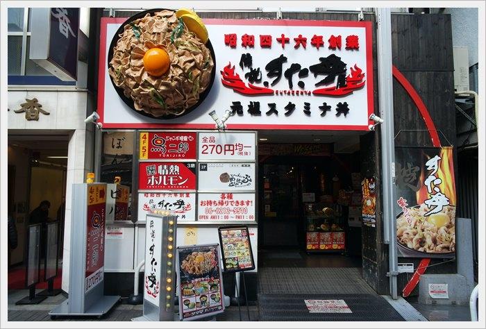 【2016京阪奈貴婦行】大阪‧街道漫遊~街上的招牌都好大好誇張啊