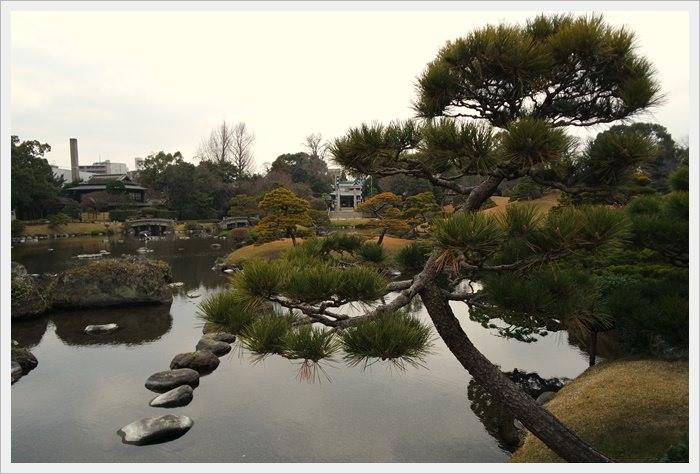 【2016九州找熊本熊】水前寺成趣園~體驗日本風味庭園之寧靜與美
