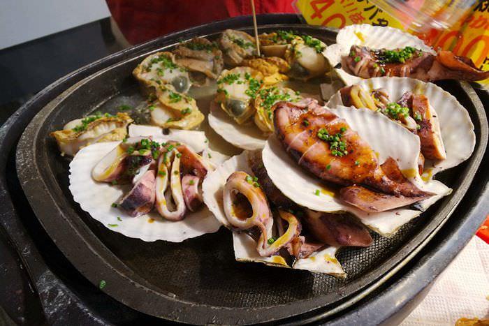 【2016九州找熊本熊】唐戶市場與週邊小店~愛吃生食與海鮮的天堂