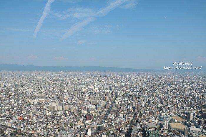 【2016速速大阪遊】阿倍野HARUKASの展望台「HARUKAS 300」~居高臨下好風景一覽無遺